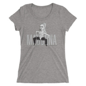 Madonna Ladies' short sleeve t-shirt