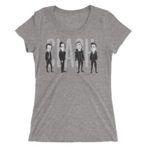 Clash Ladies' short sleeve t-shirt