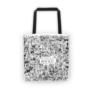 Rock Hall Tote bag: All classes, 1986-2017