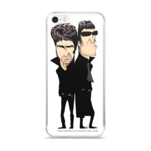 Oasis iPhone 5/5s/Se, 6/6s, 6/6s Plus Case